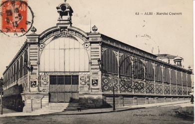 Carte postale de 1913