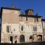 Albi maison romane (Photo Jean-Claude Planes)