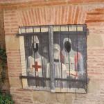 Lavaur - Puits où a été jetée Dame Guiraude. (Photo Martine Planes Corbiere)