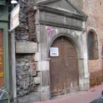 Toulouse - Maison de l'inquisition. (Photo Jean-Pierre Cheval)