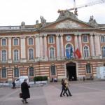 Toulouse - Le capitole. (Photo Jean-Pierre Cheval)
